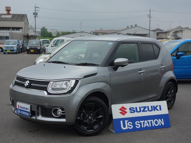 「スズキ」「イグニス」「SUV・クロカン」「岐阜県」の中古車31