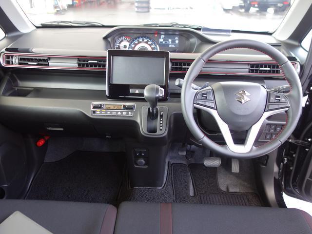 スティングレー HYBRID T フルタイム4WD ターボ車(3枚目)