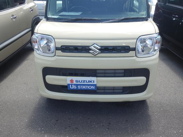 HYBRID G Pスタート オートAC 新車保証継承(2枚目)