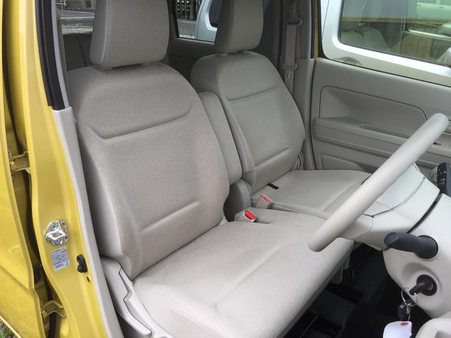 FA 2WD CVT キーレス CDステレオ 新車保証継承(4枚目)