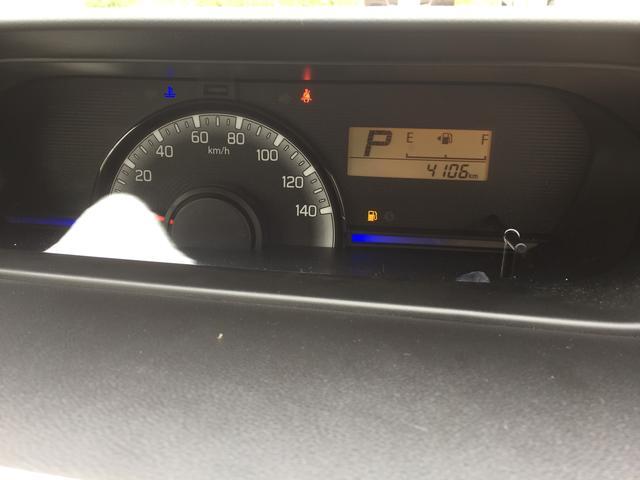 FA 2WD CVT キーレス CDステレオ 新車保証継承(7枚目)