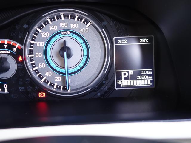 HYBRID MZ 4WD DSBS LED 旧社用車(6枚目)