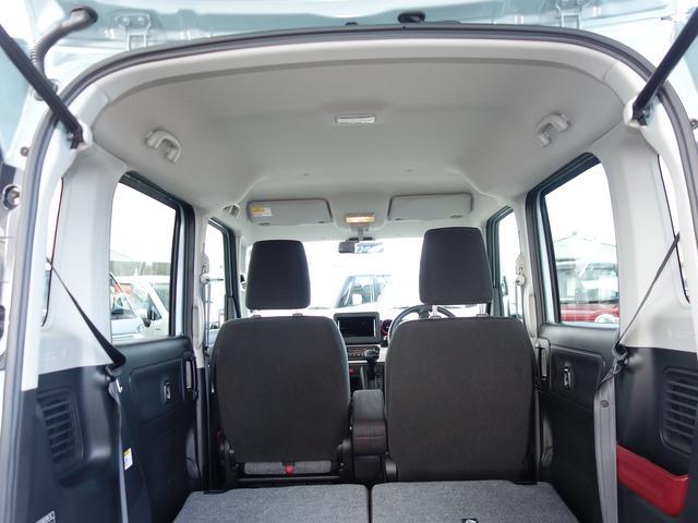 HYBRID G DSBS キーレスPスタート 新車保証継承(9枚目)