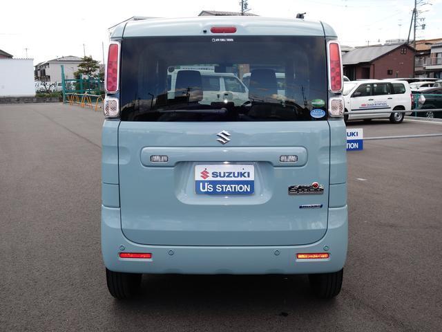 HYBRID G DSBS キーレスPスタート 新車保証継承(16枚目)