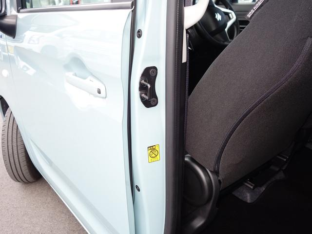HYBRID G DSBS キーレスPスタート 新車保証継承(57枚目)