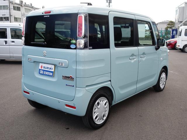 HYBRID G DSBS キーレスPスタート 新車保証継承(69枚目)