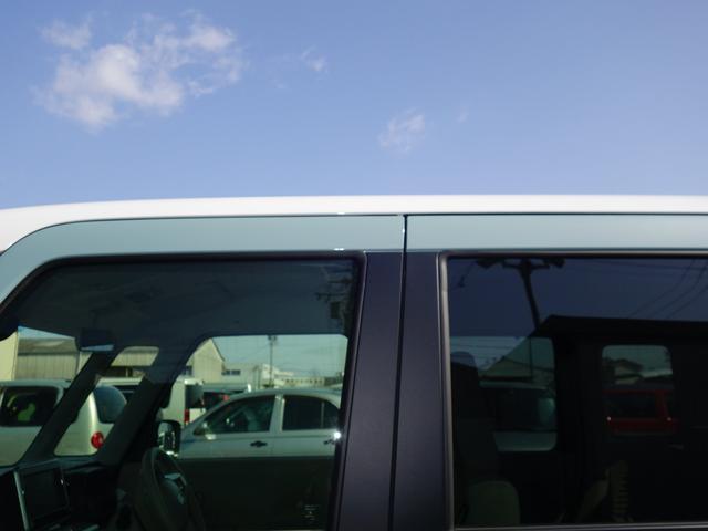 HYBRID X 2型4WD屋根白IIUPグレードP旧社用車(55枚目)