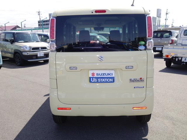 HYBRID G 2型 DCBS 後退時ブレS 新車保証継承(3枚目)