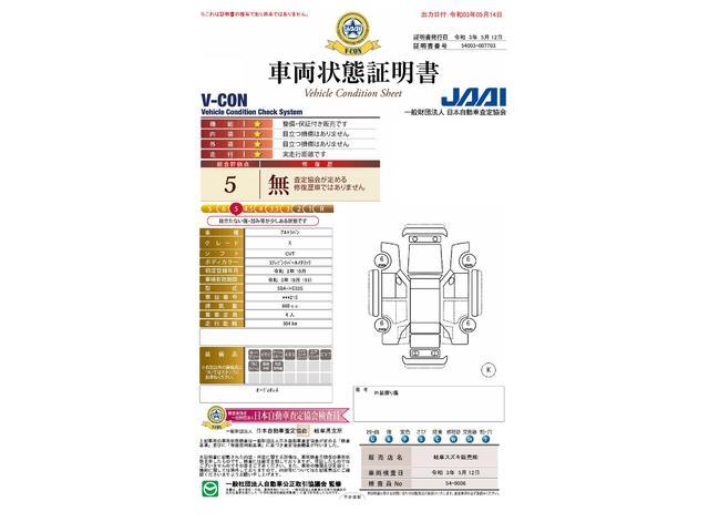 X 3型 HIDヘッドライト アルミホイール 新車保証継承(17枚目)