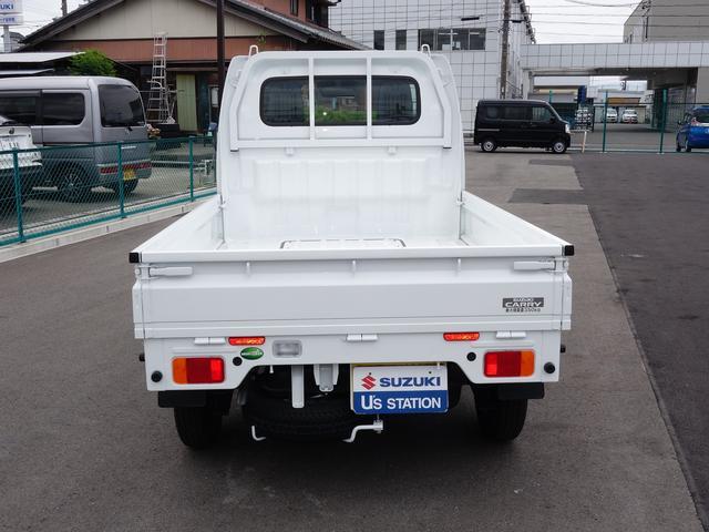 KCエアコン・パワステ KCエアコンパワステ 4型 2WD 5MT DCBS 新車保証継承(3枚目)