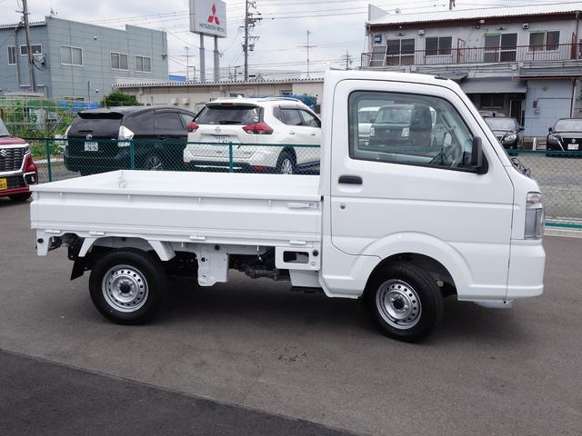 KCエアコン・パワステ KCエアコンパワステ 4型 2WD 5MT DCBS 新車保証継承(4枚目)