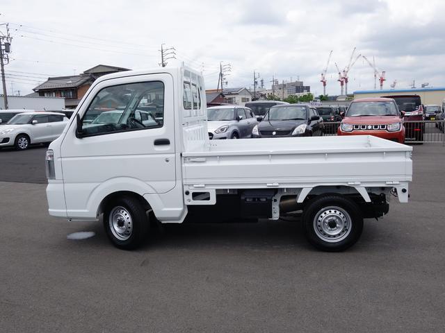 KCエアコン・パワステ KCエアコンパワステ 4型 2WD 5MT DCBS 新車保証継承(5枚目)