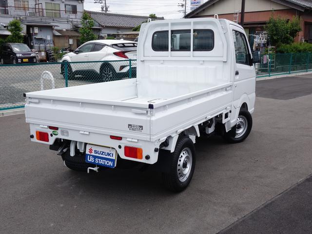 KCエアコン・パワステ KCエアコンパワステ 4型 2WD 5MT DCBS 新車保証継承(6枚目)