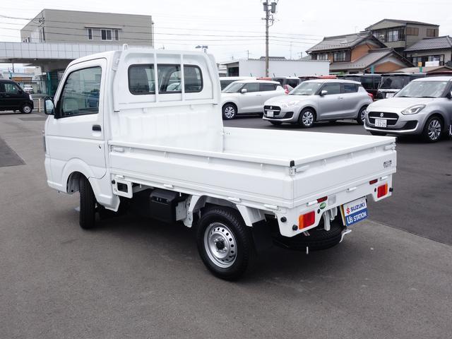 KCエアコン・パワステ KCエアコンパワステ 4型 2WD 5MT DCBS 新車保証継承(7枚目)