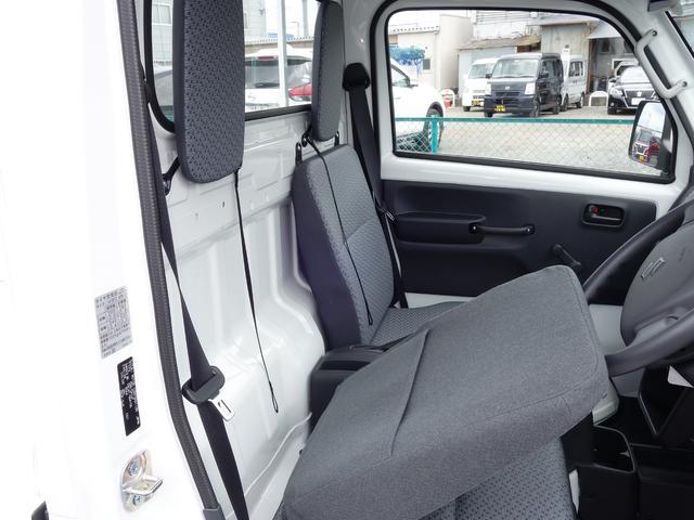 KCエアコン・パワステ KCエアコンパワステ 4型 2WD 5MT DCBS 新車保証継承(14枚目)