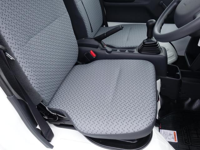 KCエアコン・パワステ KCエアコンパワステ 4型 2WD 5MT DCBS 新車保証継承(22枚目)