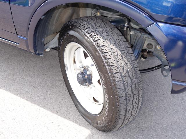 XG 9型 ターボ車 4WD 5MT エアコン パワステ パワーウインドー キーレスエントリー 評価4点 1年保証(19枚目)