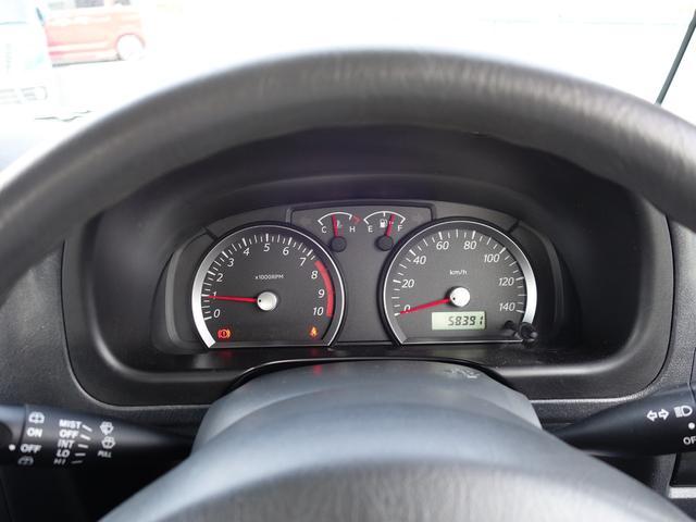 XG 9型 ターボ車 4WD 5MT エアコン パワステ パワーウインドー キーレスエントリー 評価4点 1年保証(47枚目)