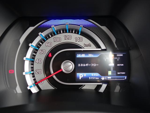 ハイブリッドG HYBRID G フルタイム4WD DCBS オートエアコン キーレスPスタート 新車保証継承(24枚目)