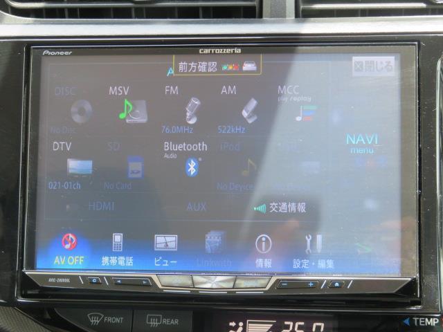 X-アーバン ソリッド フルセグ メモリーナビ DVD再生 衝突被害軽減システム ETC LEDヘッドランプ ワンオーナー(6枚目)