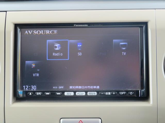 Xセレクション フルセグ メモリーナビ DVD再生 ETC ワンオーナー アイドリングストップ(6枚目)