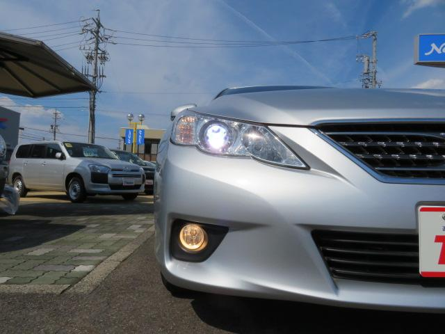 トヨタ マークX 250G リラックスセレクション・ブラックリミテッド