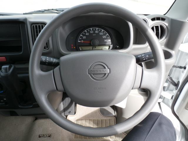 日産 NV100クリッパーバン DX 4WD HR