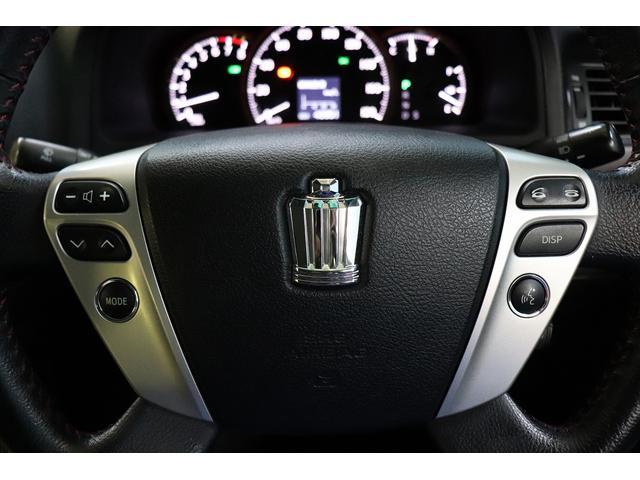 トヨタ クラウン 2.5アスリート プレミアムエディション HDDナビ ETC