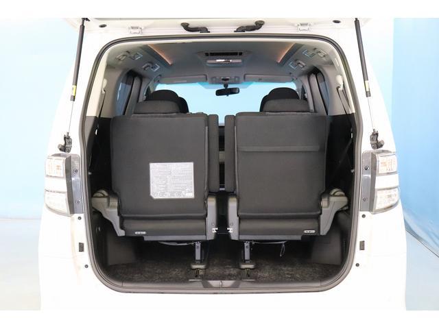 トヨタ ヴェルファイア 2.4Z ナビ フルセグ Bカメラ 後席モニター ETC