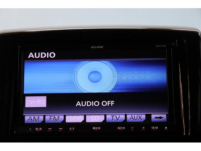 TS IC付ターボ オートエアコン HIDライト メモリーナビ フルセグTV DVD再生 ETC 両側電動スライド 純正アルミ ワンオーナー(21枚目)