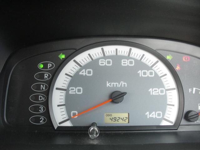 現在走行も49200キロと少なめな車両です☆