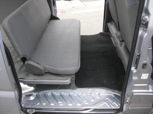 日産 NV100クリッパーバン DX ハイルーフ タイヤ4本新品 荷台マット新品交換お渡し