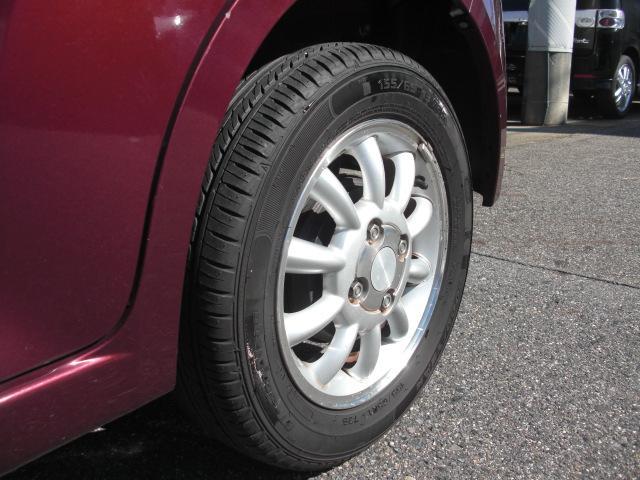 S 5速マニュアルMT ラパン用アルミ付 6ヶ月毎点検車(11枚目)