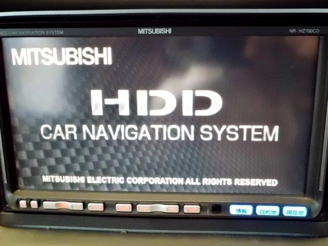 エアロキット HDDナビゲーション 内装ブラック 禁煙車(8枚目)