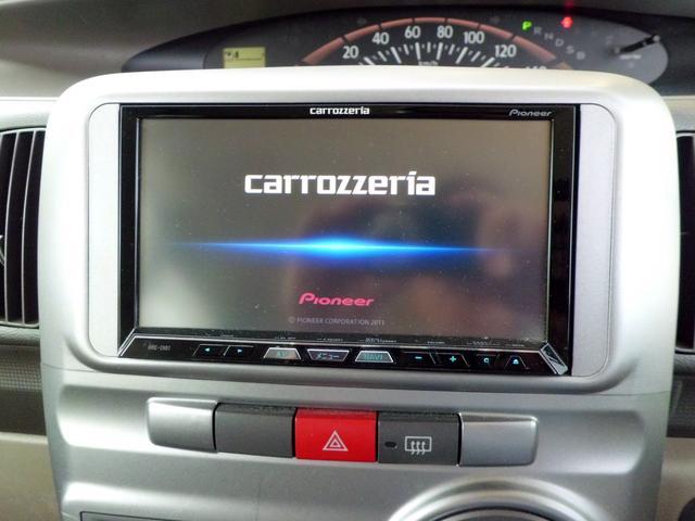 X 禁煙車 カロッツェリア フルセグテレビ HDDナビゲーション ETC パワースライドドア スマートキー アイドリングストップ(9枚目)