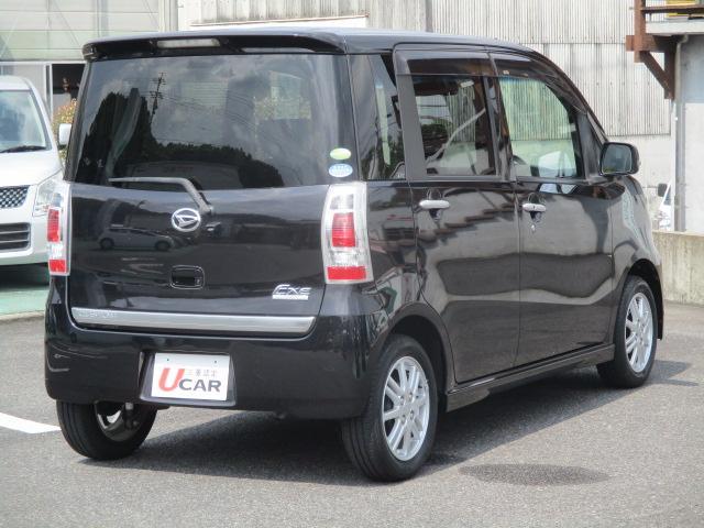 「ダイハツ」「タントエグゼ」「コンパクトカー」「岐阜県」の中古車3