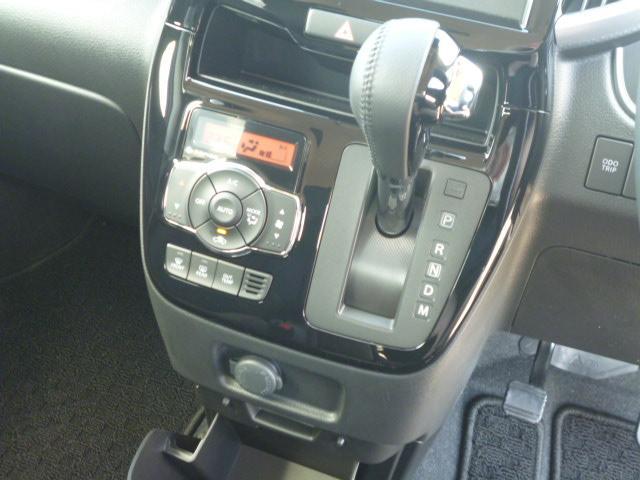 ハイブリッドMV クルーズコントロール パドルシフト シートヒーター 片側電動スライドドア 純正アルミ 2トーンルーフ 当店試乗車(7枚目)