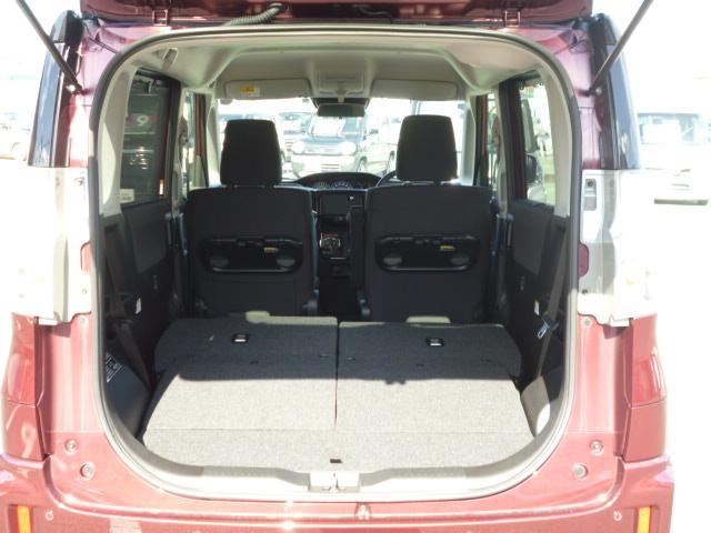 ハイブリッドMV クルーズコントロール パドルシフト シートヒーター 片側電動スライドドア 純正アルミ 2トーンルーフ 当店試乗車(10枚目)