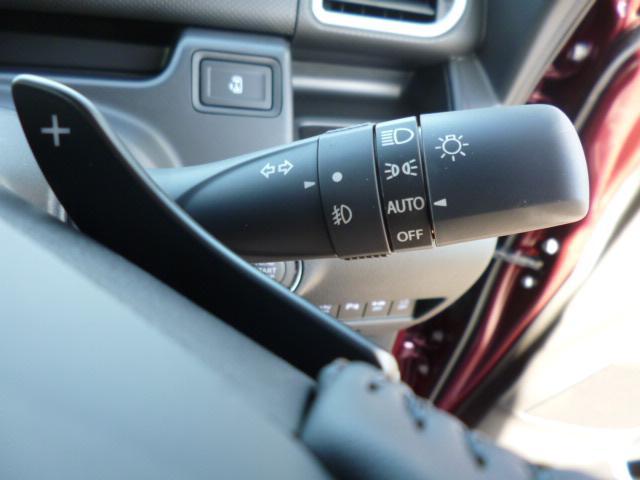 ハイブリッドMV クルーズコントロール パドルシフト シートヒーター 片側電動スライドドア 純正アルミ 2トーンルーフ 当店試乗車(17枚目)