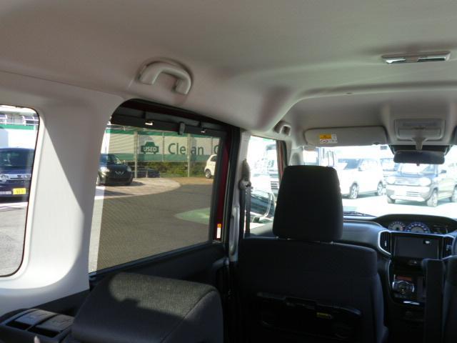 ハイブリッドMV クルーズコントロール パドルシフト シートヒーター 片側電動スライドドア 純正アルミ 2トーンルーフ 当店試乗車(20枚目)