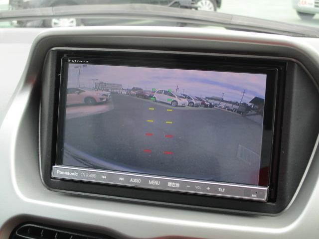 M 社外ナビ バックカメラ 電格ミラー シートヒーター 社外アルミ ETC フォグランプ 革巻きMOMOシフトノブ 革巻きステアリング 電池残存率105%(18枚目)