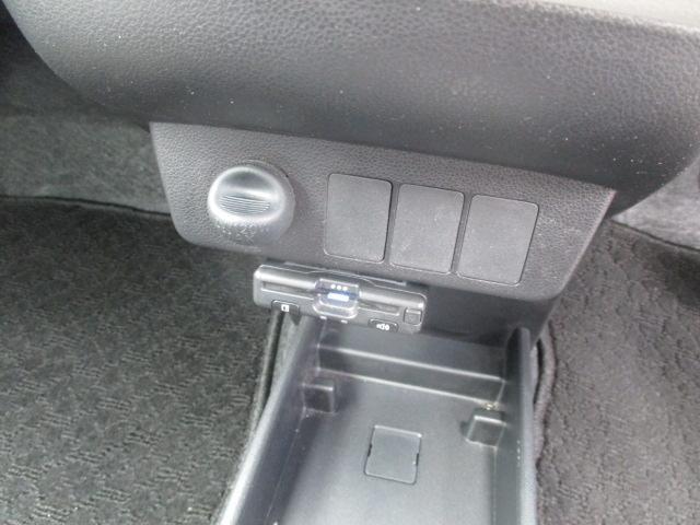 X リミテッドSAIII 社外ナビ バックカメラ ETC LEDヘッドライト キーレス 衝突被害軽減システム コーナーセンサー(10枚目)