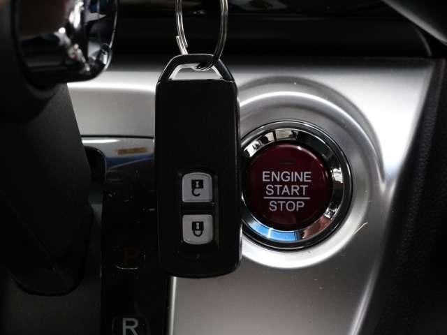 『スマートキー』盗難防止機能つき(エンジンイモビライザー)正規のキー以外でのエンジンの始動を防止します。