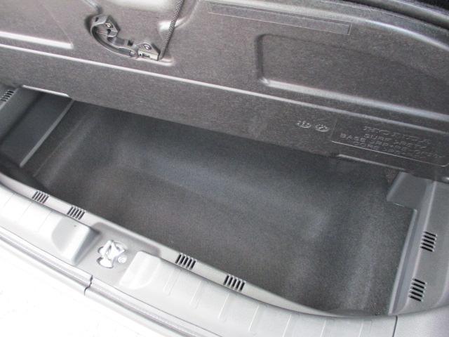 床下収納もありますので、荷室の狭い軽自動車の中では荷物もたくさんのせれます。