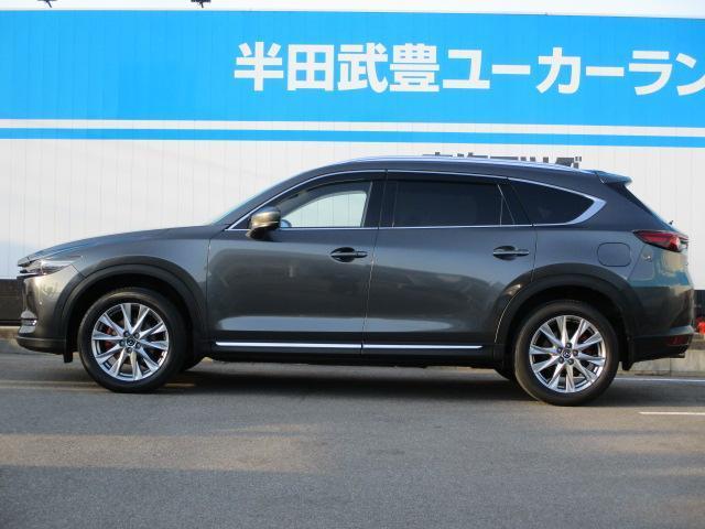 「マツダ」「CX-8」「SUV・クロカン」「愛知県」の中古車3