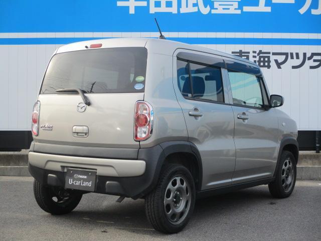「マツダ」「フレアクロスオーバー」「コンパクトカー」「愛知県」の中古車2
