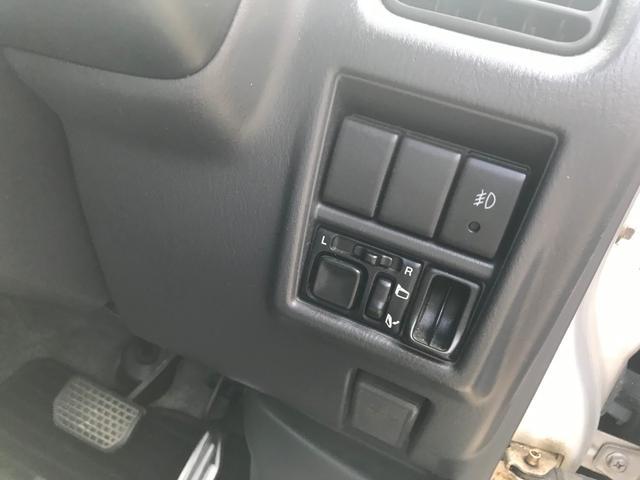 ジョイポップターボ 社外HDDナビ ETC キーレス 軽バン(20枚目)
