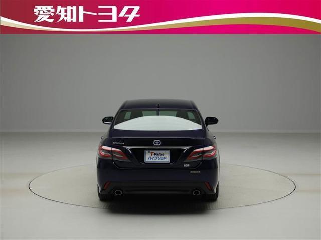 「トヨタ」「クラウンハイブリッド」「セダン」「愛知県」の中古車6