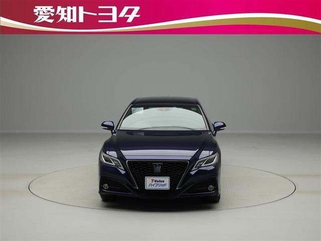 「トヨタ」「クラウンハイブリッド」「セダン」「愛知県」の中古車7