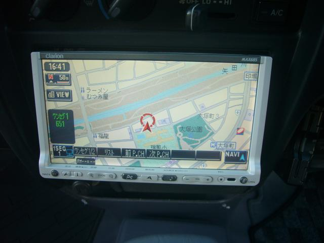 トヨタ ハイラックス SキャブDXノーマル4No登録車 HDDナビ 社外16AW